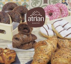Novedades Atrian Bakers Primavera 2018